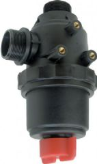 Suction Filter with Shut-Off Valve 8082005